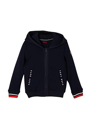 s.Oliver Junior Jungen 404.10.102.14.150.2058034 Sweatshirt, 5952, 116/122