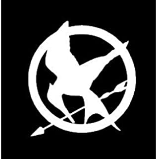 Best hunger games laptop stickers Reviews