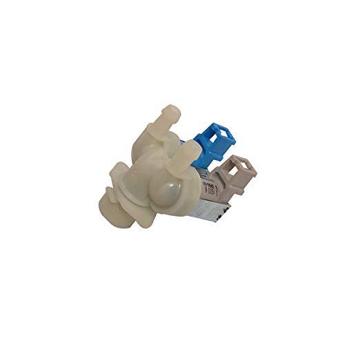 Doppelt Solenoid Fill Ventil für Clatronic Waschmaschine entspricht c00201982