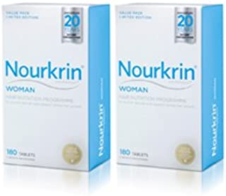- Nourkrin - Nourkrin Woman 3 Month Supply | 180's | BUNDLE by Nourkrin