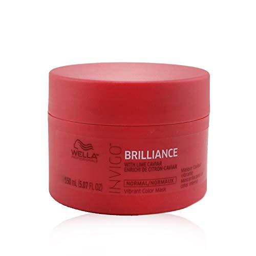 Wella INVIGO Brilliance Vibrant Color Mask Treatment for Normal hair 5.07 oz