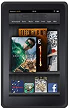 Amzer Soft Silicone Jelly Skin Fit Case Cover for Amazon Kindle Fire (2011) - Black