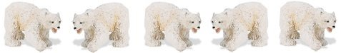 Safari Ltd. - Good Luck Minis - Glücksminis - Eisbären 5 Stück