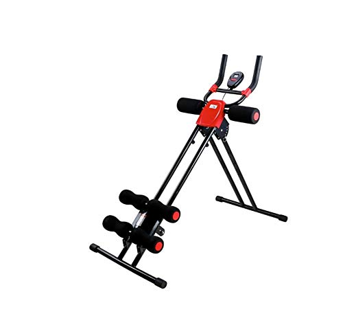 ZHTY Nouveau AB Power Fitness Abdominal Trainer 5 Minute Shaper Fitness Core Fitness Equipment