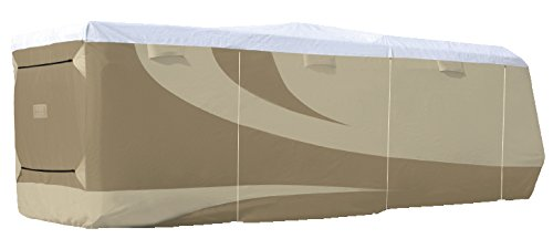ADCO 32875 All Climate Designer Series Toy Hauler Contour-Fit 3-Layer RV Cover