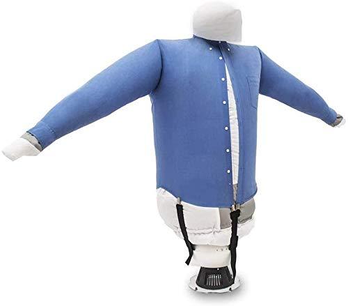 EOLO Stiracamicie Stira e Asciuga in automatico camicie camicette felpe polo. Rinfresca abiti StirAsciugatore base con ruote Made in Italy Garanzia 4 anni SA03H1