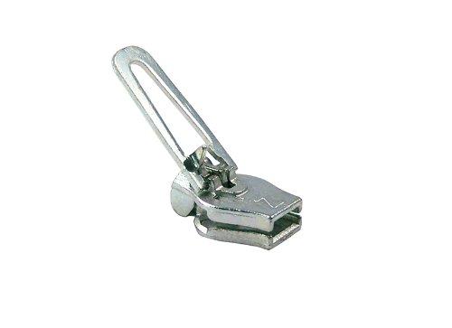 ZlideOn 10513Cursor 5A-2Edelstahl Silber 3x 1,5x 1cm