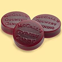 product image for McCall's Country Candles Wax Potpourri Button Set of 6 - Chocolate & Berries