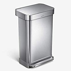 The 10 Best Simplehuman Step Trash Cans