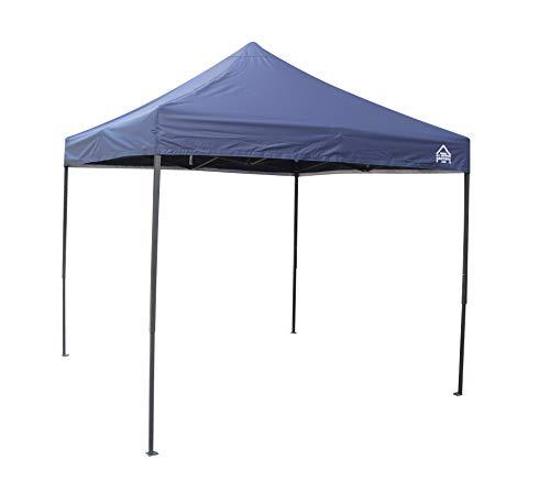 All Seasons Gazebos 2.5 x 2.5m Heavy Duty, Fully Waterproof Pop up Gazebo (navy blue)