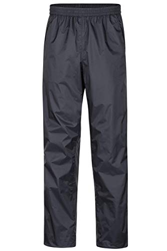 Marmot Herren PreCip Eco Pant Regular, Black, M