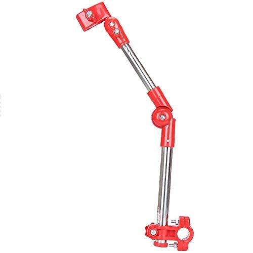 WYJW Paraplu standaard voor 45 cm fiets, stand paraplu - voor elektrische buggy auto (kleur: paars)