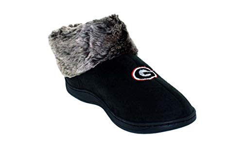 georgia bulldog house shoes - 3