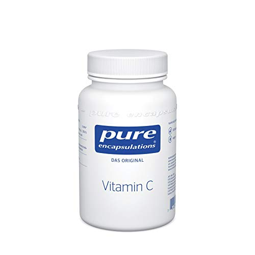 Pure Encapsulations - Vitamin C - Hypoallergenes Vitamin C-Präparat zur antioxidativen Unterstützung - 90 vegane Kapseln