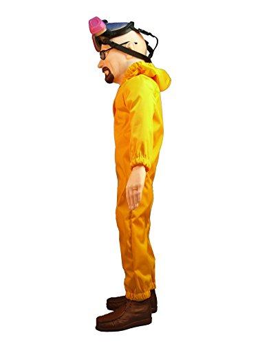 El país de Las Maravillas Toy Company BRBA102 - Hablando muñeca de Breaking Bad Heisenberg Exclusiva 43 cm 2