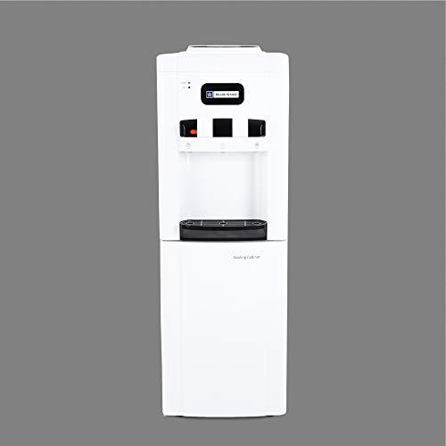 Blue Star BWD3FMRGC Floor Mounted Refrigerator Water Dispenser, White