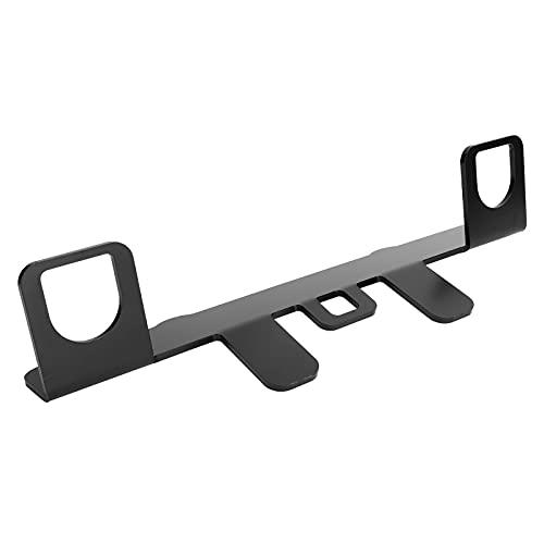 Retenedor de asiento de automóvil, retenedor de asiento de metal ISOFIX y LATCH Interfaz 2 en 1 estable Universal para vehículos comerciales todoterreno