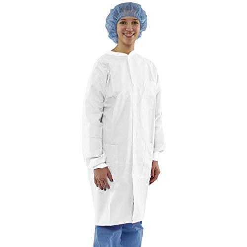 AMAZING Disposable Lab Coats, 43
