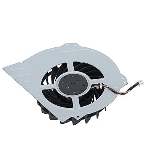 LIKJ Reemplazo del Ventilador de enfriamiento, Ventilador de enfriamiento Interno portátil Resistente al Desgaste para Jugador para Consola de Juegos