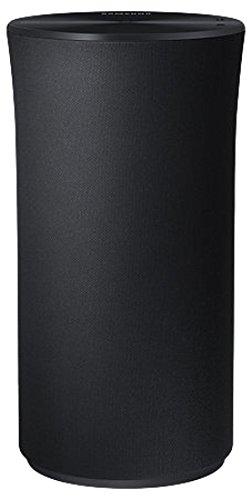 Samsung WAM1500 Multiroom-Lautsprecher (WLAN, 360 Grad Sound, Plug und Play dunkelgrau