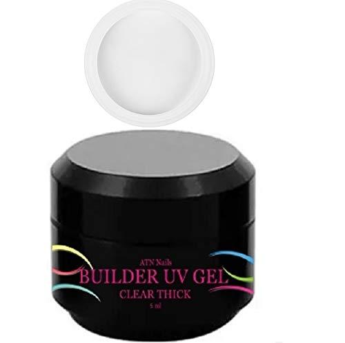 Gel UV para uñas de construcción