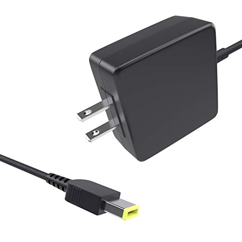 PowerSource 45W 20V [UL Listed] Travel Style AC-Adapter-Charger for Lenovo Yoga Chromebook 11E ThinkPad X270 X260 T460s T570 ADLX45NDC3A ADLX45NCC2A 0B47030 Power-Supply-Cord