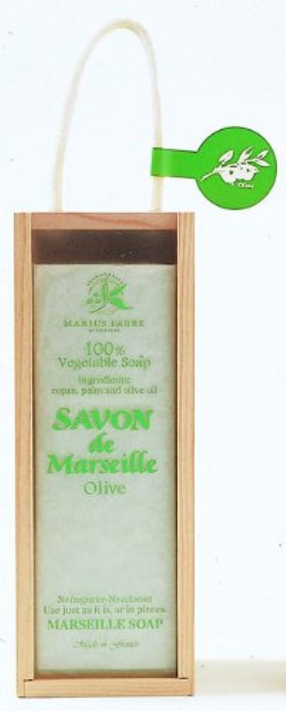 定説艶引き付けるサボンドマルセイユ オリーブ (200g×3)