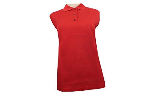 Bally Golf Poloshirt Damen Ärmellos (42)