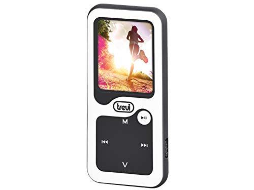 Trevi MPV 1780 MP3-speler met 8 GB micro-SD-kaart bluetooth videoweergave en stappenteller