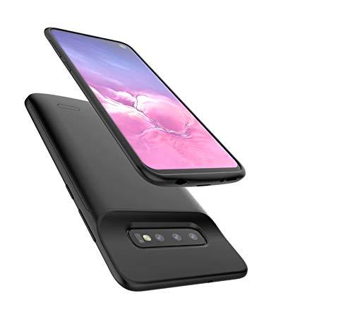 DrPhone - PowerCase Samsung Galaxy S10 PLUS - Batterij Case 4700mAh ? PowerBank ? Batterij Hoesje