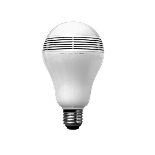 MiPow WW Smart Bluetooth LED-luidspreker met geïntegreerde Playbulb voor Apple iPhone en Android apparaten