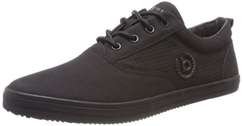 bugatti Herren 321502045900 Sneaker, Schwarz, 42 EU
