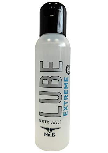 Mister B LUBE Extreme - Lubrifiant Désensibilisant à Base d'Eau, 250 ml