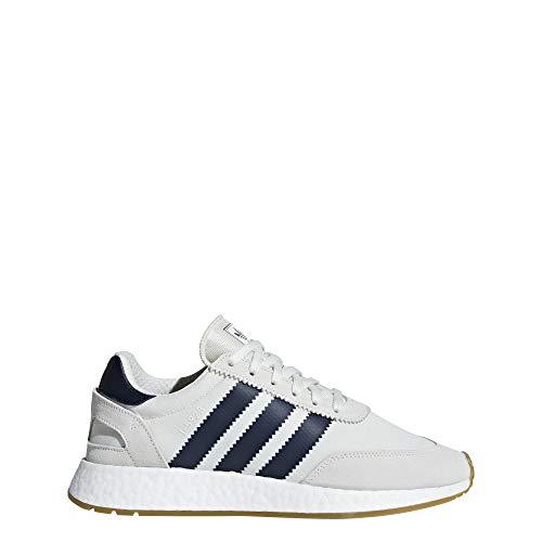 Adidas I-5923, Zapatillas de Deporte para Hombre, Blanco (Tinbla/Maruni/Gum3 000), 44 EU