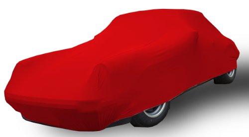Car-e-Cover, Autoschutzdecke Perfect Stretch, elegant formanpassend, atmungsaktiv für den Innenbereich, DREI Farben, acht Größen