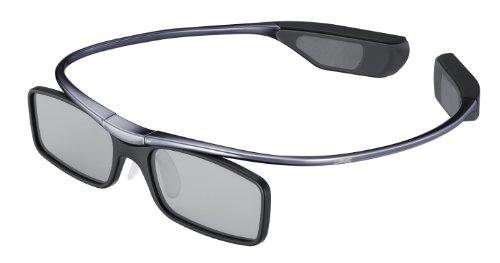 Samsung SSG-3700CR/XC wiederaufladbare 3D-Brille schwarz