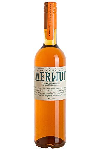 Dorst & Consorten Merwut-Wermut Wein mit Artemisia absinthium (1 x 750ml)