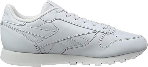 Reebok Damen Classic Leather Fitnessschuhe, Weiß, 40.5 EU