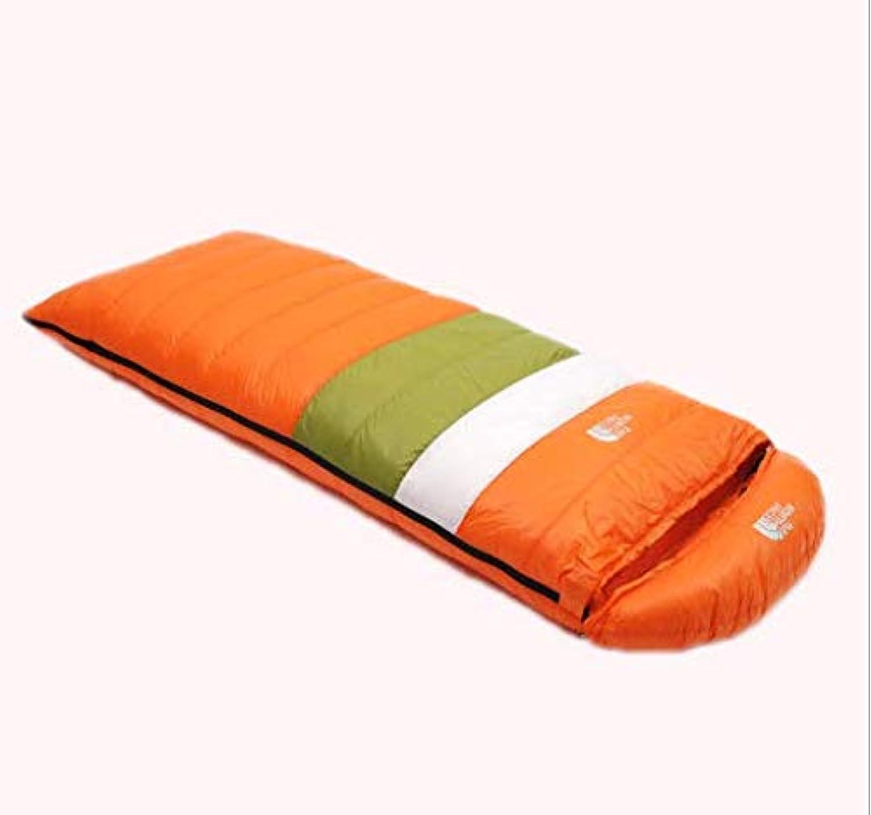 Amio Umhüllender ultraleichter Erwachsener im Freien wandern kampierender Warmer Gnsedaunwinter unten Schlafsack