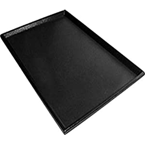 MidWest Homes for Pets Replacement Pan for 36″ Long MidWest Dog Crate, Black (B000TZ5BZK)