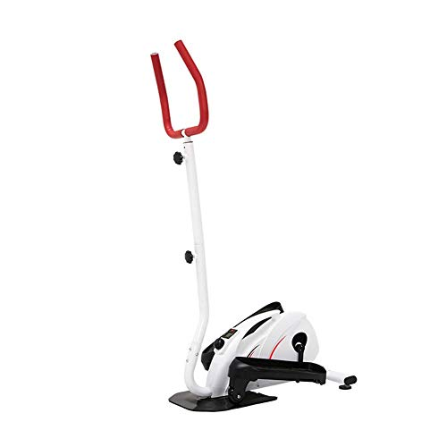 Review Of Elliptical Trainer Mini Cross Trainer Machines, Elliptical Pedal Exerciser Stride Trainer ...