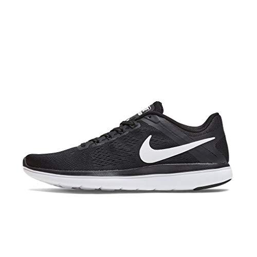 Nike 830751-001 Women Flex 2016 RN Black/Cool Grey/White