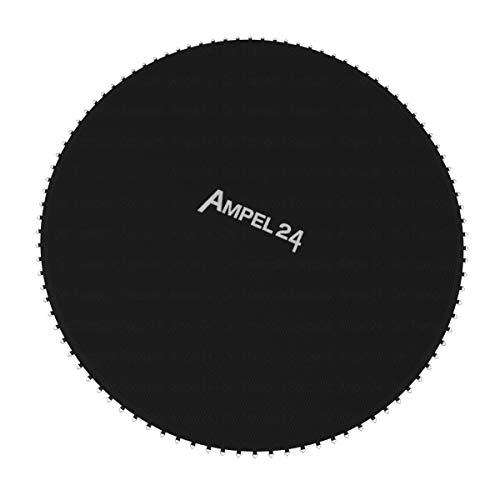 Ampel 24 - Tapis de Saut de Rechange Ø 316 cm/pour Trampoline au diamètre de 3,66m / 72 Oeillets/Couture Decuple/Charge Max 160kg
