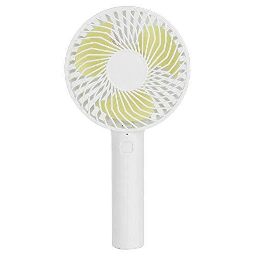 LYLSXY Ventiladores Usb Mini Fan, Ventilador Portátil, Ventilador de Escritorio, Estilo de Moda de Estilo Casero de Moda para Oficina para el Hogar