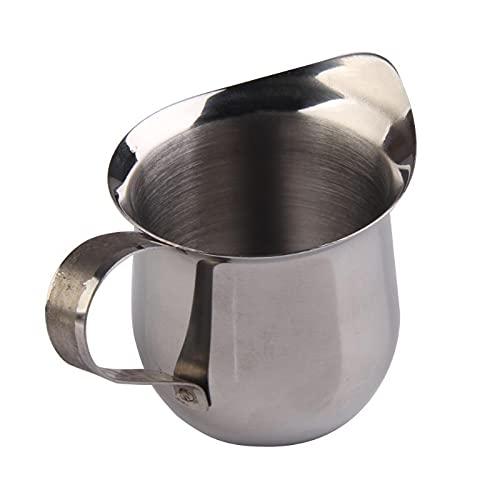 PPuujia Taza de acero inoxidable para café y leche, taza para la cintura, hervidor de agua, herramienta de cocina para el hogar (capacidad: 1500 ml)