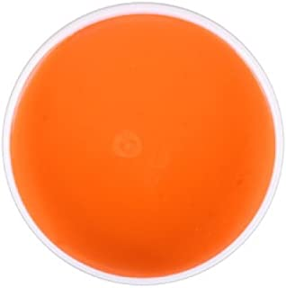 mehron Color Cups Face and Body Paint - Orange (並行輸入品)