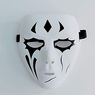 GAJSDJHN Mask Halloween Party Masks Funny Face Cover Jabbawockeez Mask Face Mask Hip-Hop Ghost Dance