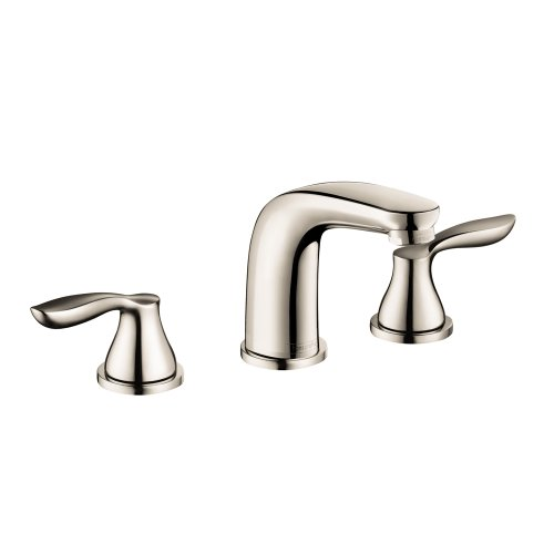 Big Sale Best Cheap Deals Hansgrohe 04169830 Solaris E Widespread Faucet, Polished Nickel