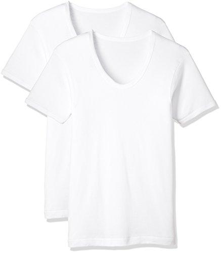 [セシール] インナーシャツ KO-863 メンズ ホワイト 日本 M (日本サイズM相当)