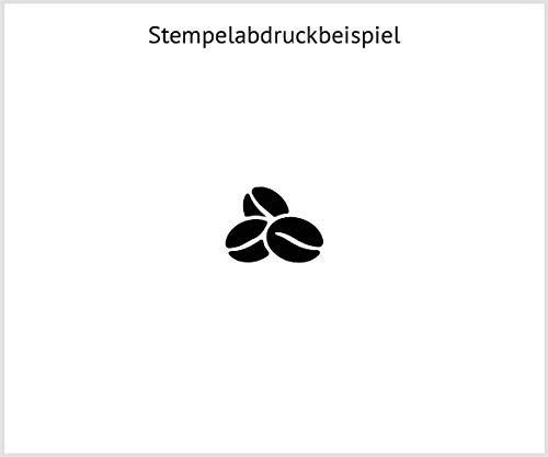 Individuell gestaltbare Textplatte für Trodat Printy 4921